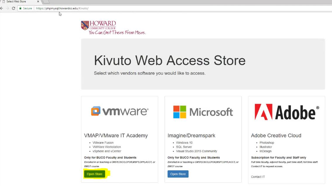 Installing VMware Workstation - Public Space - SCS Confluence