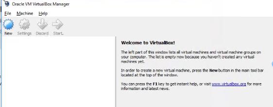fedora 28 virtualbox
